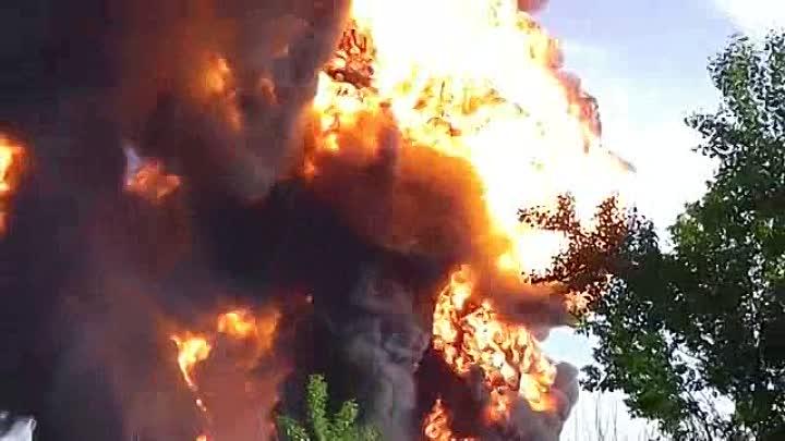 Установлена предварительная причина взрыва на «Азоте»