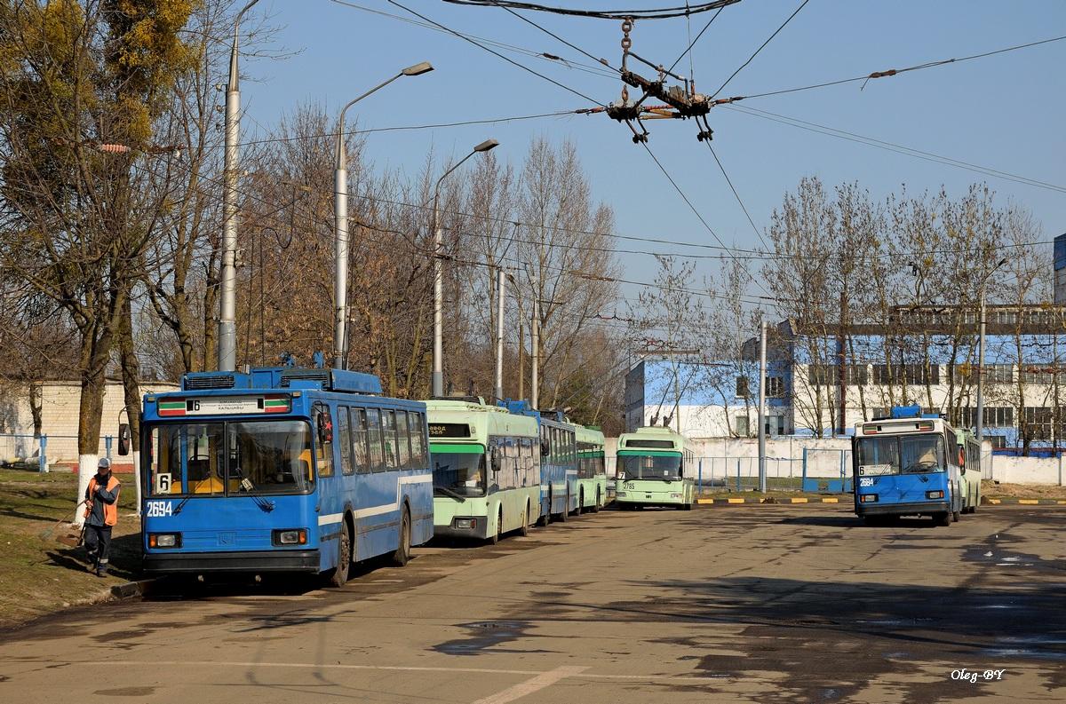 Троллейбусный парк Перми становится ненужным