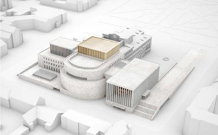 Проект новой сцены пермского оперного театра разработают на конкурсной основе