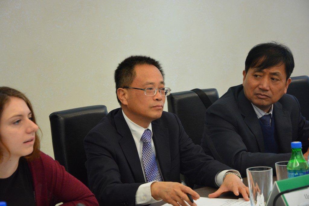 Китайская делегация прибыла в Пермь