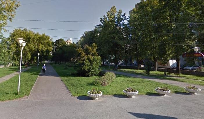 В Перми отремонтируют бульвар на улице Сибирской