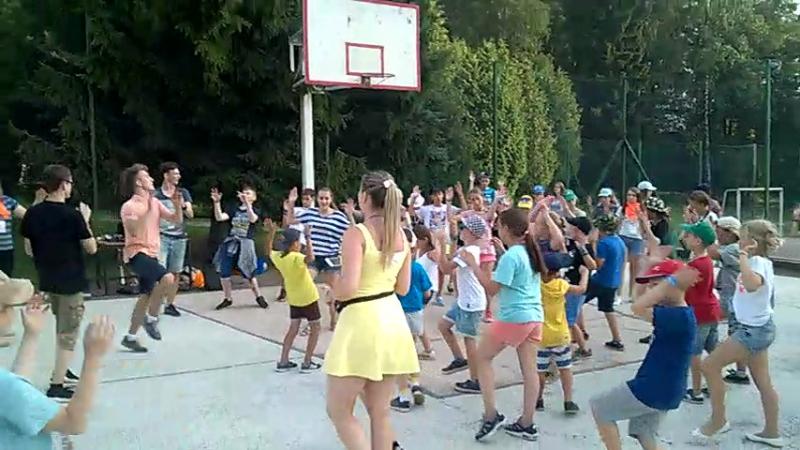 «Внезапные танцы» начинаются в Перми