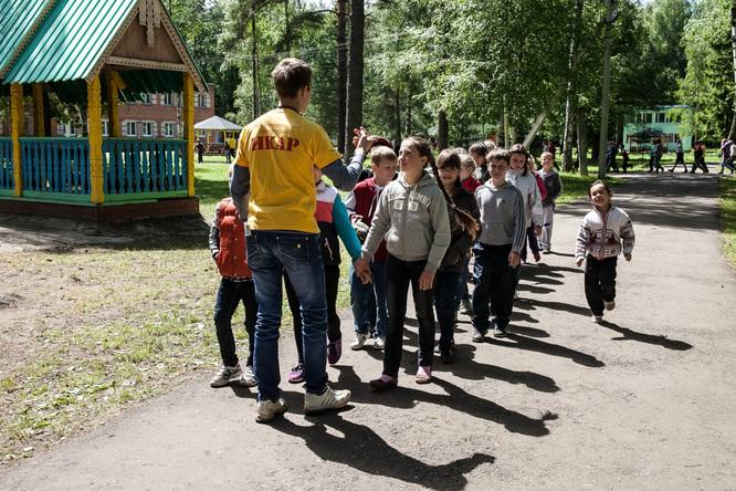 Пермские «фронтовики» курируют вопрос летнего отдыха детей