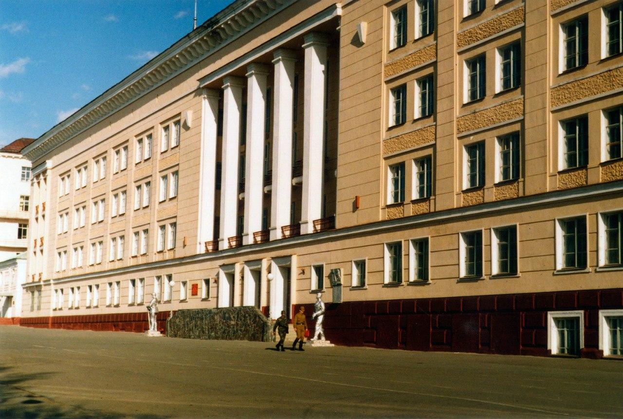 Новый отель в Перми появится на месте казармы