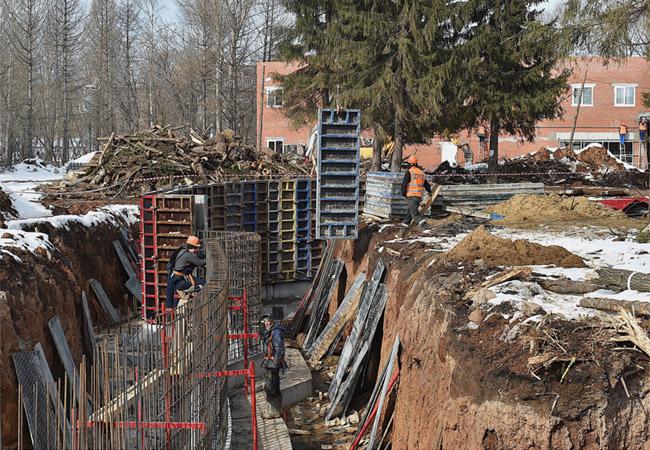 В Перми ищут подрядчика для строительства кафе в зоопарке
