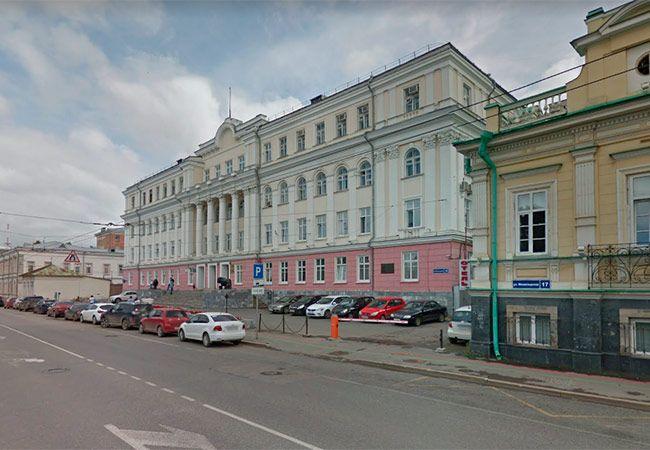 В Перми выставлено на продажу здание со львами