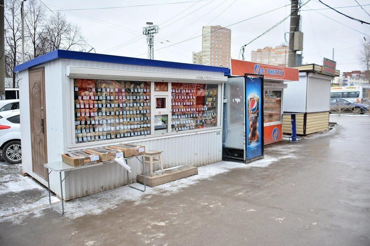 В Прикамье могут вернуть штрафы за размещение киосков