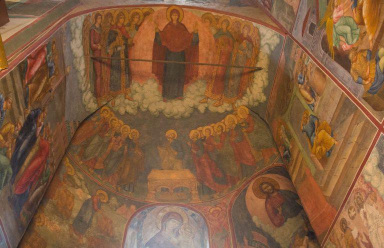 Кафедральный собор Спасо-Преображенского монастыря будет отреставрирован