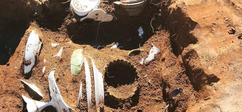 Старинный сундук найден в Перми