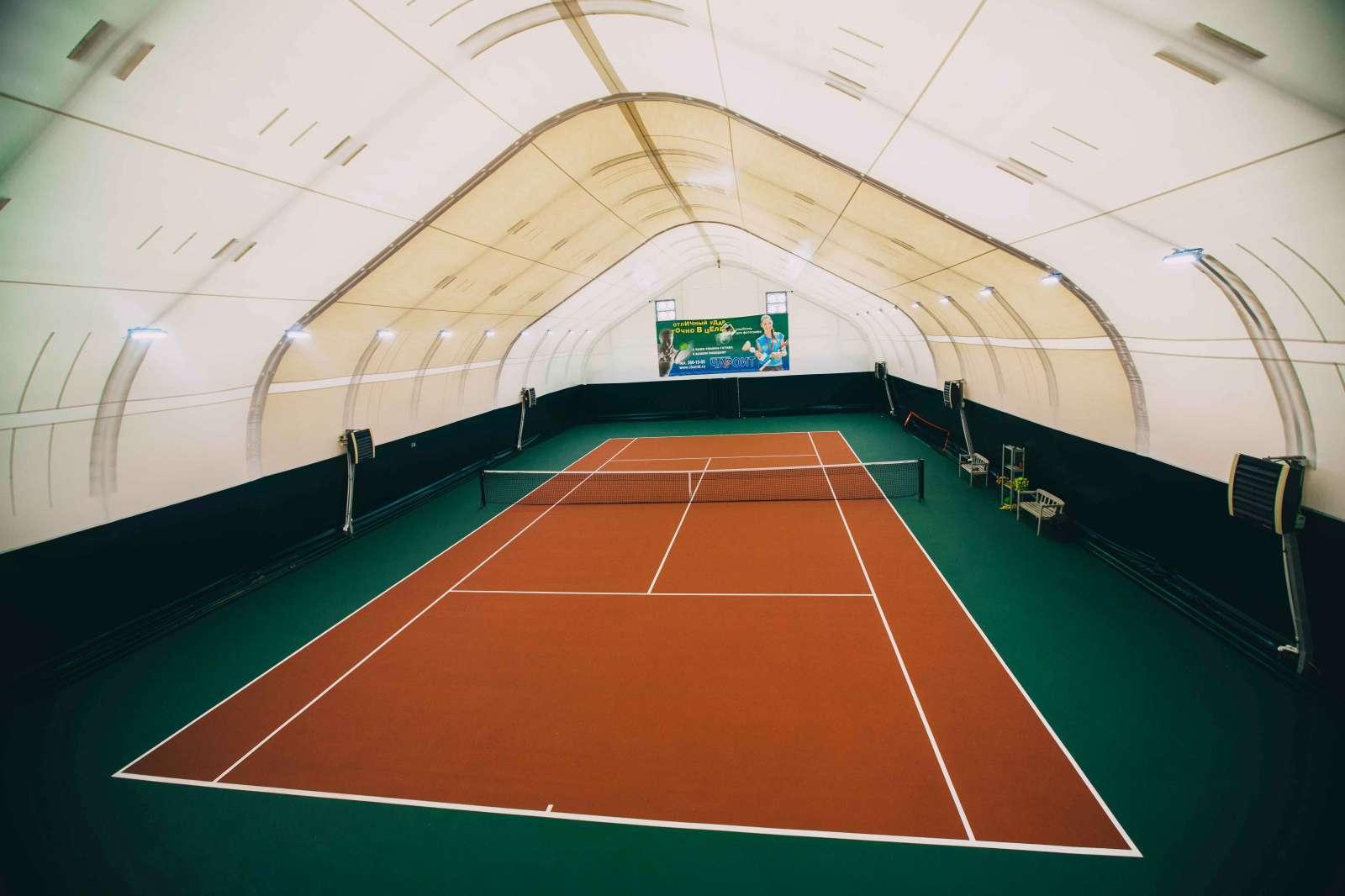 В Перми построят новый теннисный корт