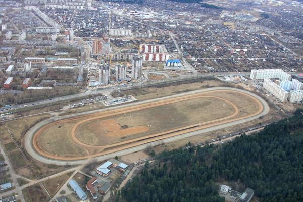 Вместо ипподрома в Перми появится конгресс-холл