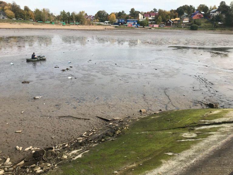 Осенью завершится расчистка Мотовилихинского пруда