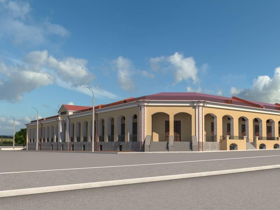 Гостиный двор в Кунгуре будет реконструирован