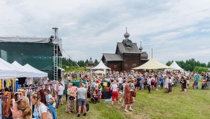 В Хохловке прошёл фестиваль Seasons