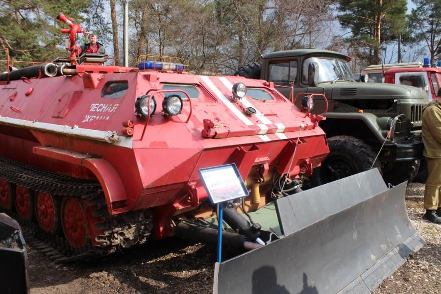 Правительство Прикамья закупит лесопожарный катер