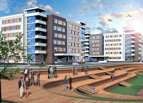 Объявлен конкурс на строительство нового учебного общежития в Перми