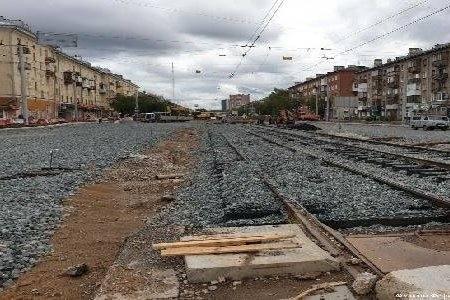 Трамвайные пути в Перми будут ремонтировать