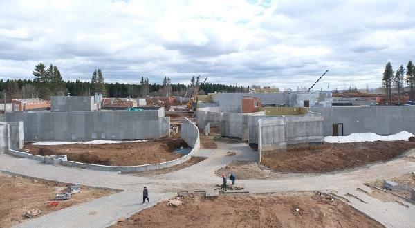 Осенью в Перми продолжат строить зоопарк