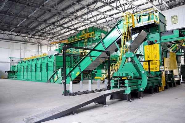Шесть мусоросортировочных комплексов появятся в Пермском крае через десять лет