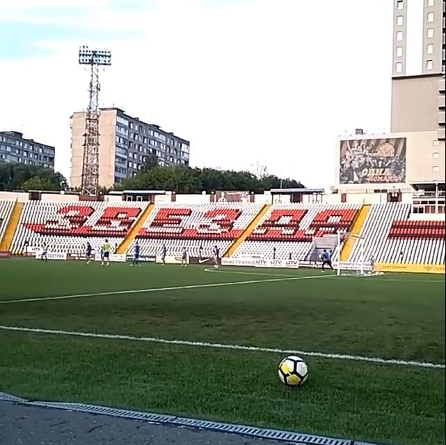 Стадион «Звезда» перейдёт в собственность края