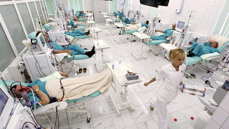 В Перми протестовали люди с болезнями почек