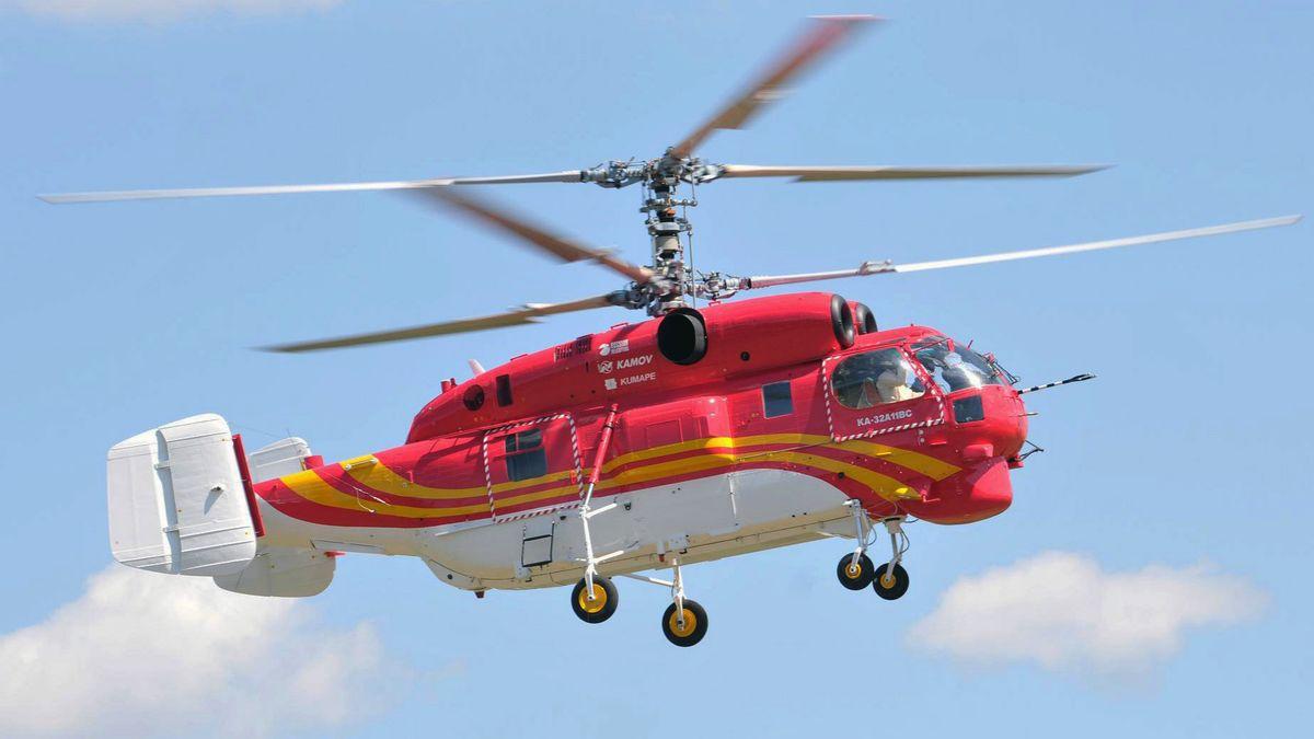 Тушить лесные пожары в Прикамье будут самолёты и вертолёты