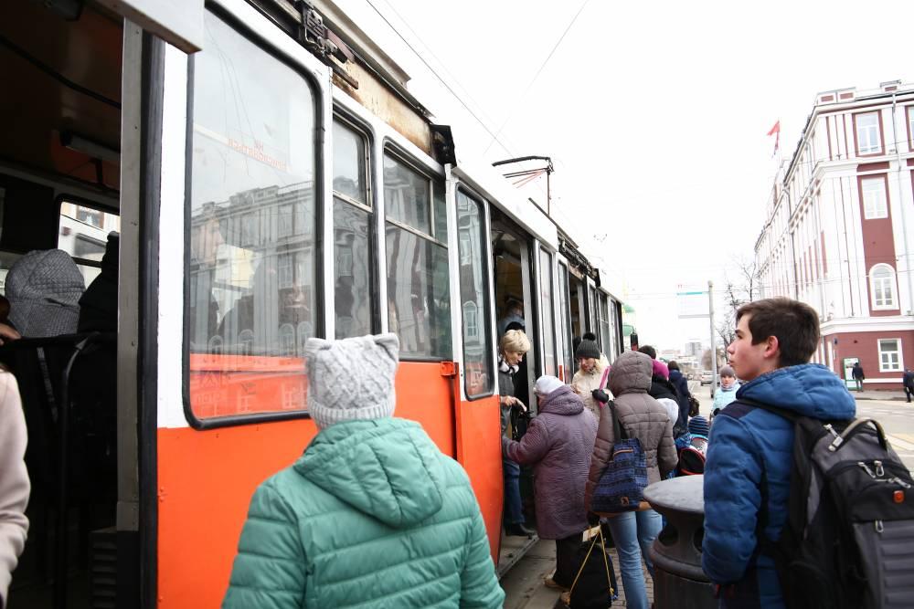 Три миллиарда рублей потратят на строительство трамвайных путей в Перми