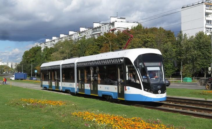 Пермь закупит трёхсекционные трамваи