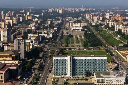 Проект планировки Перми утверждён