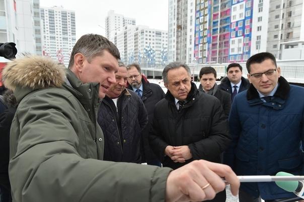Решетников озаботился вопросом транспорта у «Перми-I»