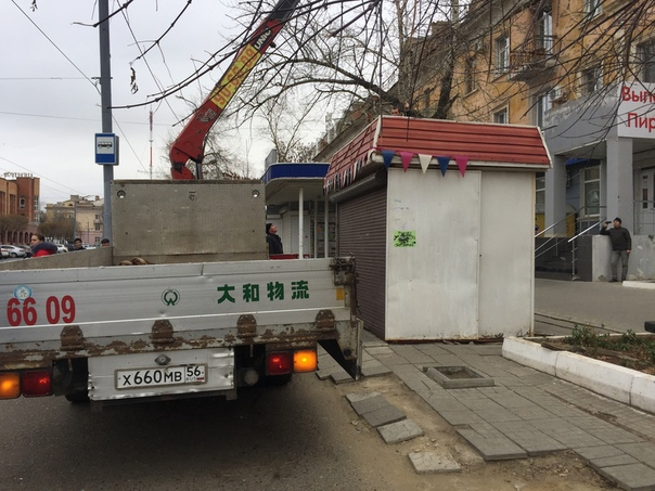 Владельцы НТО в Перми собираются судиться с властями