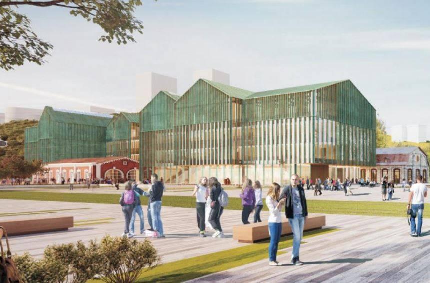 В Перми состоится конкурс по определению подрядчика на проект художественной галереи
