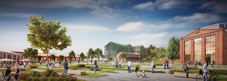 «Завод имени Шпагина» будут преображать питерские архитекторы