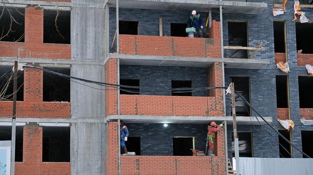 Жилой комплекс построят в Закамске