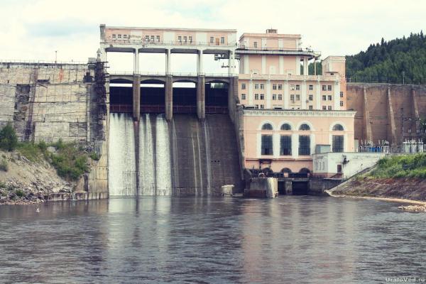 Жителям Перми угрожает снижение уровня воды в водохранилище