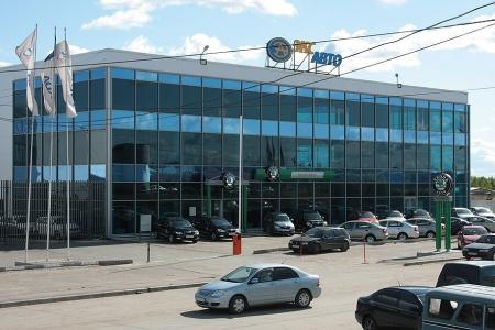 В Перми продали бывший автосалон «Экс Авто»
