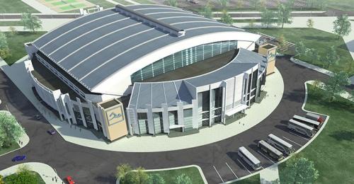 В Перми построят центр водных видов спорта