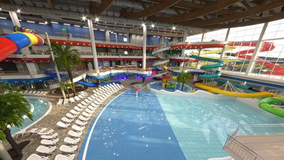 Для нового аквапарка предлагают четыре разные площадки