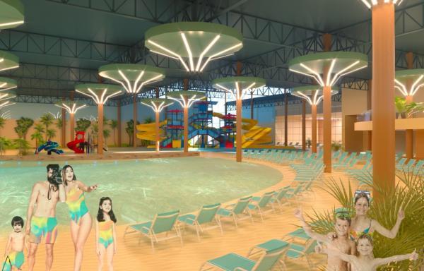 В Перми появится новый аквапарк