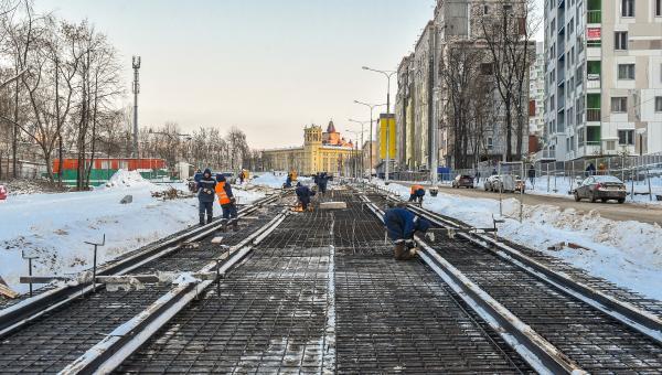 Реконструировать улицу Революции в Перми будет другой подрядчик
