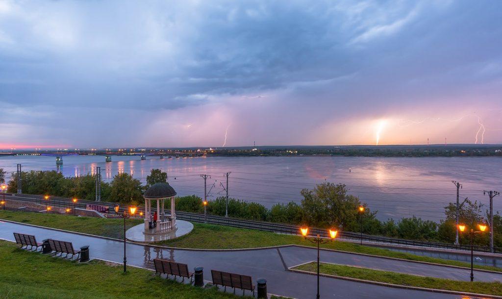 В Перми появятся площадки для мини-футбола и йоги
