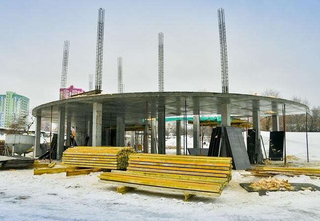 В Перми летом появится спортивный комплекс