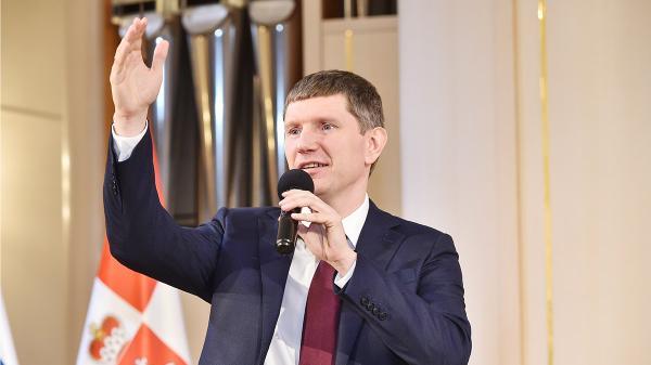 Максим Решетников подвёл итоги своего пребывания в Прикамье
