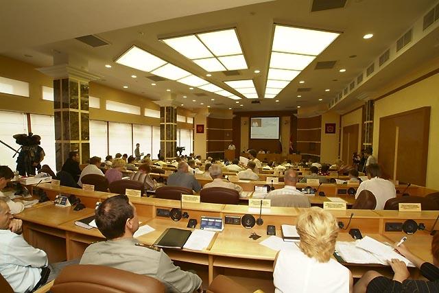 Пермские законодатели делят бюджетные деньги
