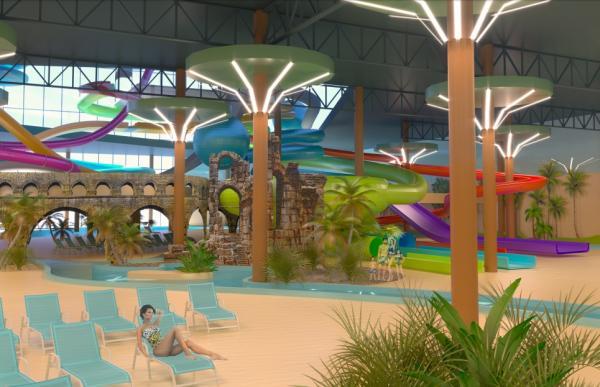 Стало известно, кто будет проектировать пермский аквапарк