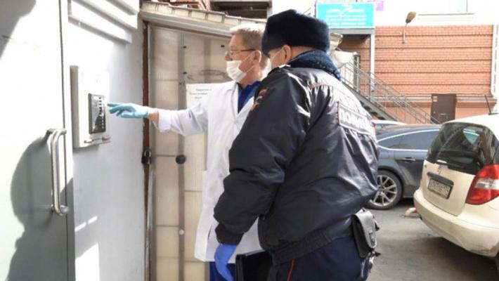 В Перми проверяют выполнение карантинных мер