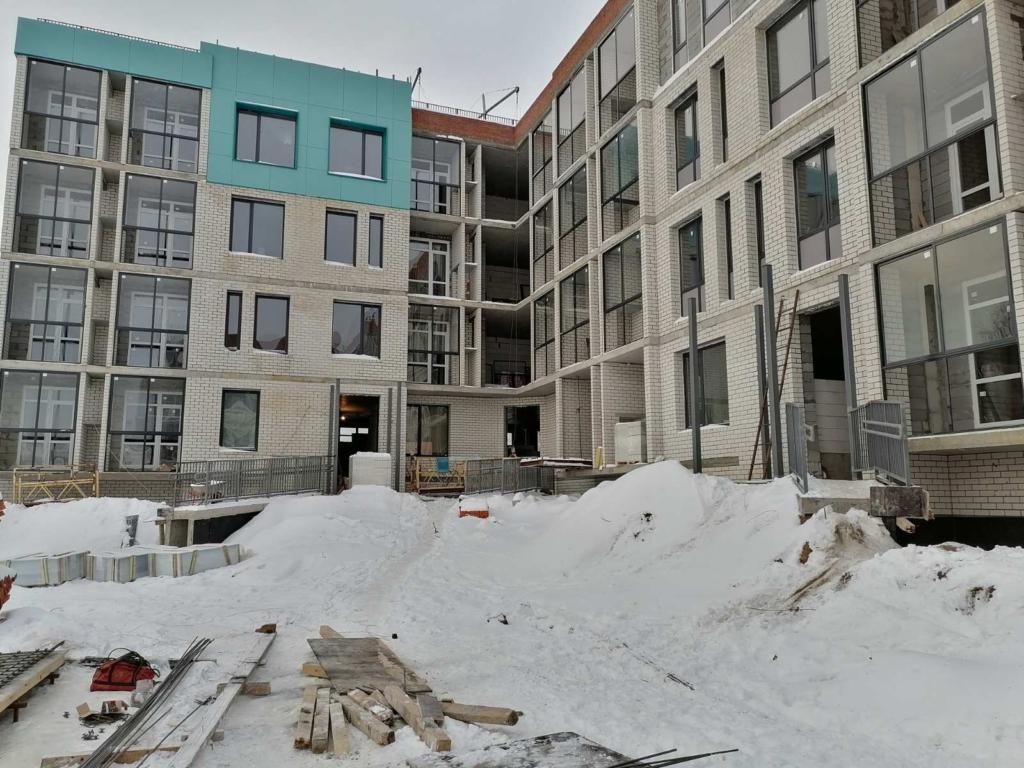 В Верхней Курье появится масштабный жилой комплекс