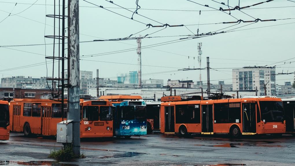Троллейбусы из Перми будут переданы в Березники