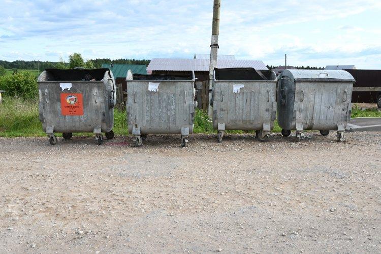 Жителям Пермского края разрешили заплатить за вывоз мусора позже