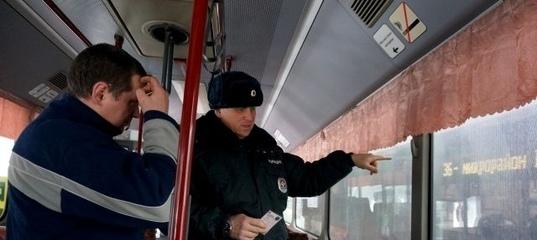В Прикамье борются с нелегальными перевозчиками